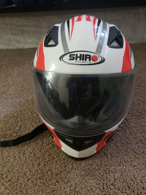 SHIR helmet for motorcyclist for Sale in Adelphi, MD