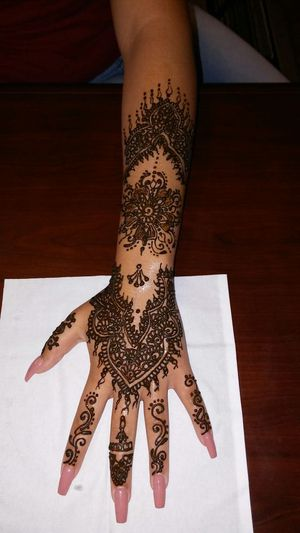 Henna tattoo for sale for Sale in Elk Grove, CA