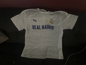 XL Real Madrid Soccer Jersey for Sale in Whittier, CA