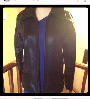 Women's Large Leather Jacket for Sale in Phoenix, AZ