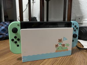 Nintendo Switch Animal Crossing Limited/Special Edition for Sale in Hialeah, FL