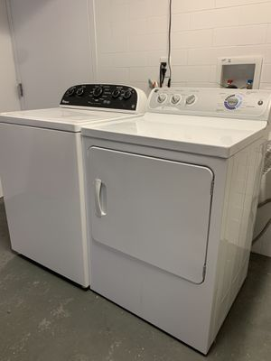 Washer and Gas dryer set for Sale in Staten Island, NY