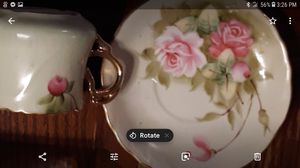 ANTIQUE LEFTON CHINA CUP AND SAUCER for Sale in Florence, MS