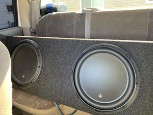 JL audio 12w3v3 for Sale in Denver, CO