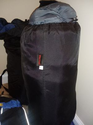 Large Marmot sleeping bag for Sale in Danville, IN