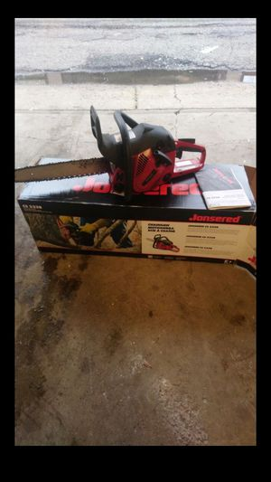 Used CS2238 14 in. 38cc Gas Chainsaw for Sale in Chicago, IL