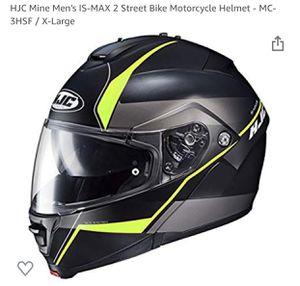 HJC Mine Men's IS-MAX 2 Street Bike Motorcycle Helmet for Sale in Los Angeles, CA