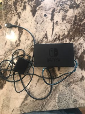 Nintendo switch screen dock for Sale in Sevierville, TN