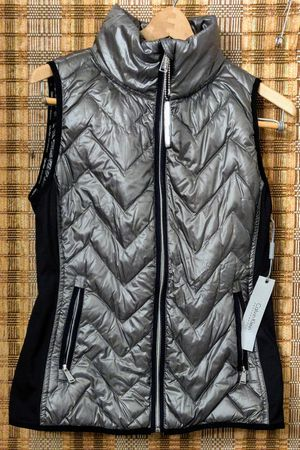 Vest-Calvin Klein Performance Grey and Black size M (NWT) for Sale in TN OF TONA, NY