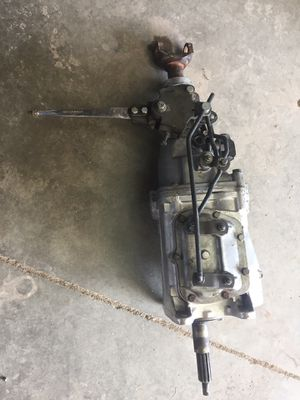 Muncie 4 speed transmission with shifter for Sale in Fort McDowell, AZ