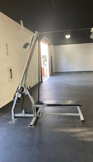 Rope pull machine for Sale in Carlsbad, CA