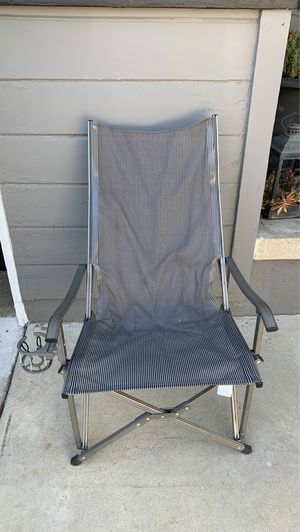 Coleman sling camping chair foldable for Sale in San Dimas, CA