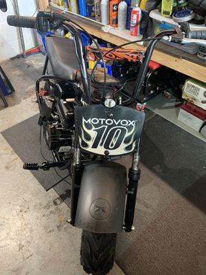 mini bike 100cc - Motovox - 50mph for Sale in Deerfield Beach, FL