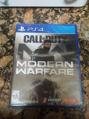 Modern Warfare Brand New In Original Packaging for Sale in Gaithersburg, MD