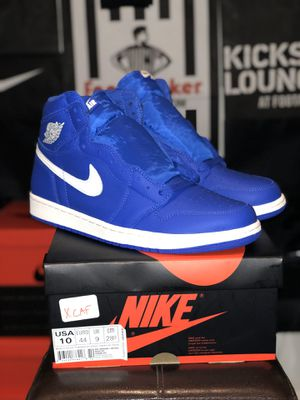 Air Jordan 1 hyper royal for Sale in Rockwall, TX