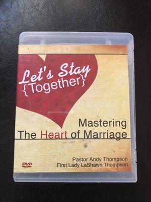 New, unused DVD marriage teachings for Sale in Durham, NC