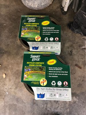 Edging system for Sale in Hayward, CA