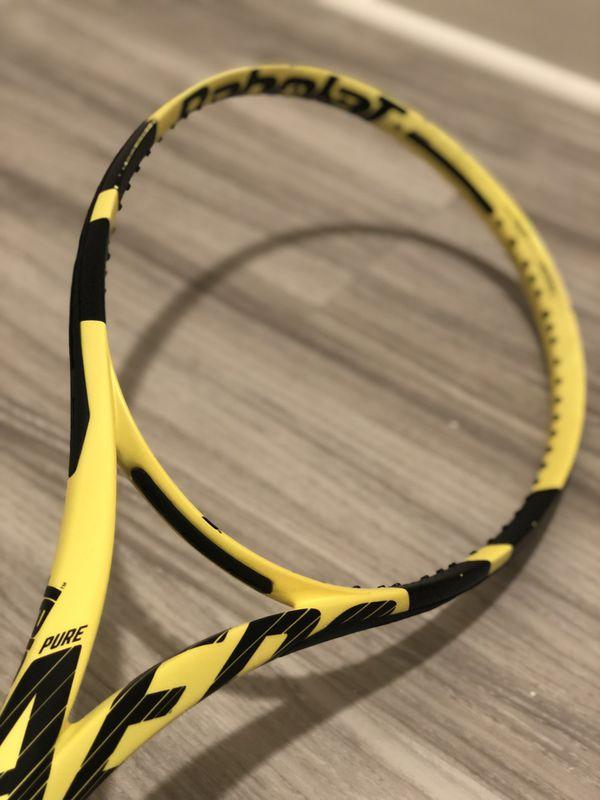 Babolat Pure Aero 2019 4-1/4 (#2) Tennis Racquet by RAFA NADAL