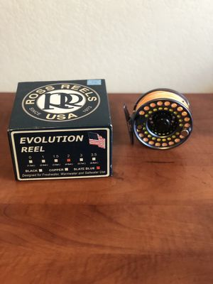 Ross Fly Fishing Reel for Sale in Pearland, TX