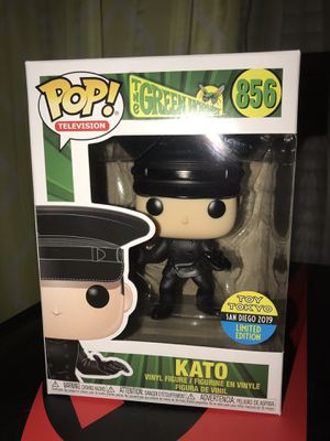 The green hornet Kato Funko Pop Toy Tokyo Exclusive Vinyl Figure for Sale in Stockton, CA