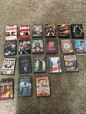 Movies and Seasons Bundle for Sale in Aliquippa, PA