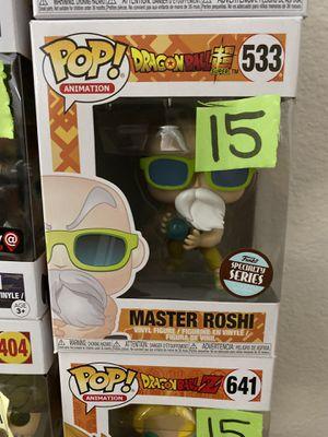 Master roshi Funko pop for Sale in North Tustin, CA