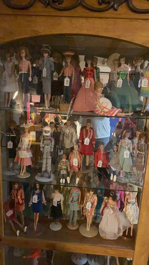 Barbies vintage Barbie dolls for Sale in San Diego, CA
