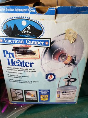 American camper heater for Sale in New Oxford, PA