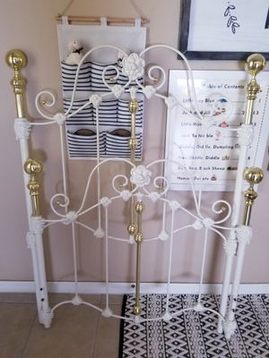 Twin Size Bed - Complete for Sale in Apopka, FL