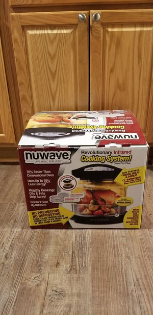 NUWave Cooking System for Sale in Lincoln, NE