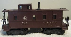 LIONEL POST WAR #6457 CABOOSE for Sale in Oak Forest, IL