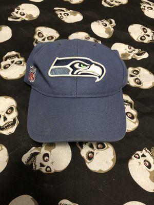 VTG Seattle Seahawks Strapback Hat for Sale in Seattle, WA
