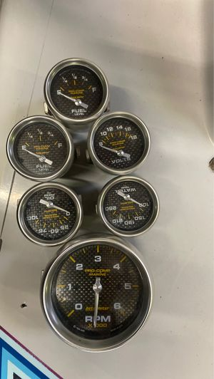 Marine Pro-Comp Auto Meter Gauge for Sale in Huntington Beach, CA