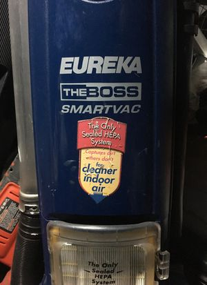 Eureka The Boss SmartVac cleaner for Sale in Houston, TX