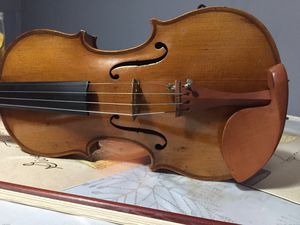 Old Stradivarius violin copy for Sale in Danbury, CT