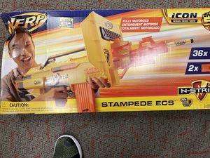 Nerf N-Strike Stampede ECS for Sale in Hesperia, CA
