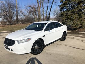 2014 Ford Taurus interceptor!! Runs like new for Sale in Roselle, IL