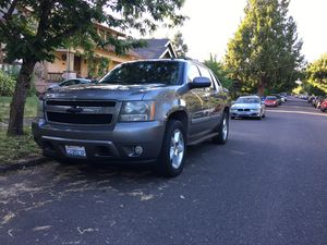 2007 Chevrolet Avalanche for Sale in Portland, OR