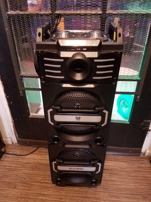 Bluetooth speaker 1,200 watts for Sale in Fontana, CA