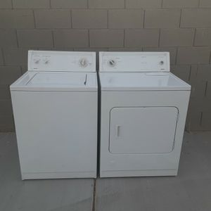Kenmore Washer and Gas Dryer for Sale in Las Vegas, NV