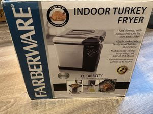 indoor turkey fryer for Sale in Bowling Green, KY
