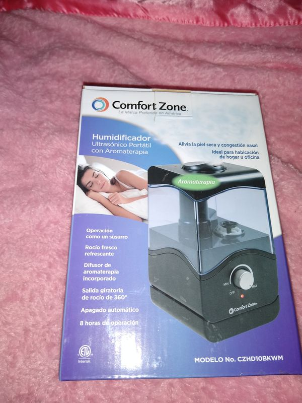 Humidifier by comfort zone