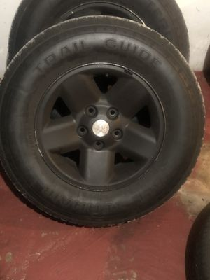 Dodge Ram Truck Rims for Sale in East St. Louis, IL