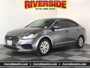 2019 Hyundai Accent for Sale in Riverside, CA
