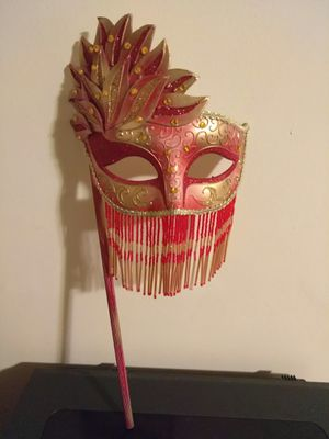Masquerade mask Halloween mask for Sale in Los Angeles, CA