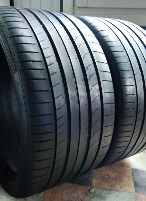 285 30 19 continental 2 tires
