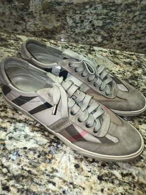 Burberry sneakers for Sale in San Jacinto, CA
