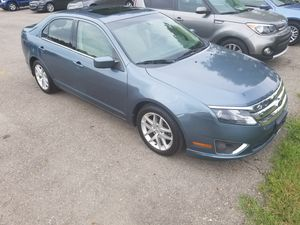 2012 FORD FUSION SEL FULLY LOADED!! EASY FINANCING AVAILABLE!!! for Sale in Columbus, OH