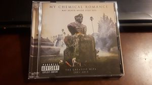 May Death Never Stop You - The Greatest Hits 2001-2003 Special Edition (CD/DVD) My Chemical Romance for Sale in San Pedro, CA