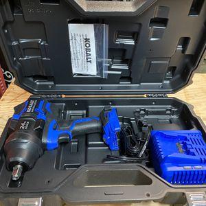 """Kobalt XTR 1/2"""" High Torque Impact - 24V for Sale in Las Vegas, NV"""